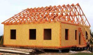 технология строительства частного дома