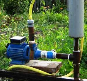 водоснабжение дачи