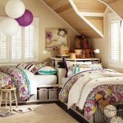цвет в интерьере детской комнаты