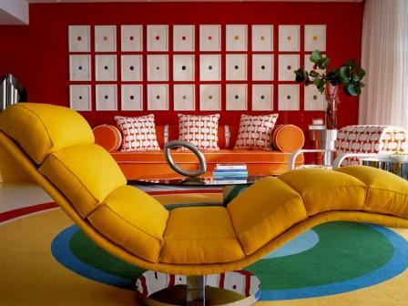 оформление интерьера квартиры