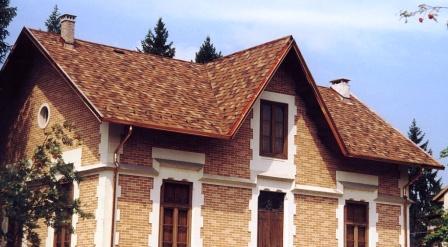 щипцовая крыша